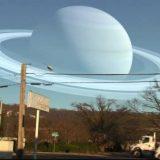 もし太陽系の惑星が月の位置と置き換わったら地球からはどう見える?