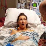 肺移植直後の最初の呼吸がとても感動的