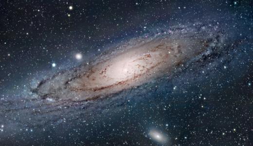 銀河系の構造と種類