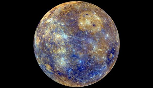 太陽系の惑星-水星・金星・地球・火星・土星・天王星・海王星-
