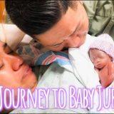 妊娠21週で生まれてしまった赤ん坊の映像