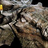 鎧の構造がはっきりと保存されたノドサウルス科の恐竜「ボレアロペルタ」の化石がすごすぎる