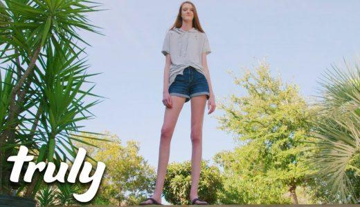 大きすぎる16歳女子の日常を追ったドキュメンタリー映像