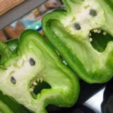 【画像】ヒトの顔にしか見えない野菜・動物たち【シミュラクラ現象】