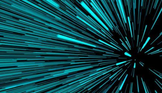 光の速さの乗り物に乗るとどう見えるのかを再現するVR動画がすごい