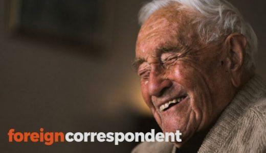 おじいさんが安楽死を決断する瞬間を記録した映像