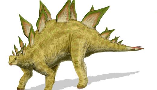 ステゴサウルスの噛む力は人間より弱い