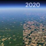 【動画】Googleが衛星写真使ってここ数十年で森林がどれだけ開発されたかタイムラプス映像にしてみたよ